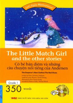 Cô Bé Bán Diêm Và Những Câu Chuyện Nổi Tiếng Của Andersen (Kèm 1 CD)
