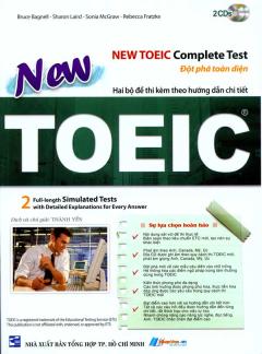 New Toeic Complete Test - Đột Phá Toàn Diện (Kem 1CD)