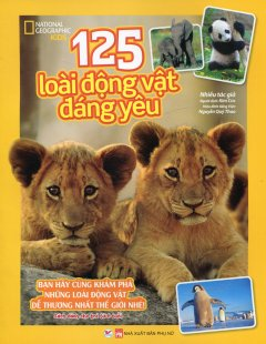 125 Loài Động Vật Đáng Yêu
