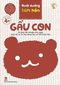 Nuôi Dưỡng Tâm Hồn - Gấu Con (Hộp 6 Cuốn)