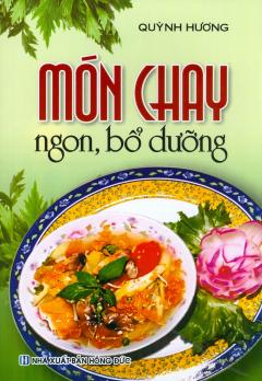 Món Chay Ngon, Bỗ Dưỡng