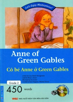 Cô Bé Anne Ở Green Gables (Kèm 1 CD)