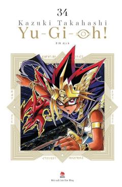 Yu-Gi-Oh! - Tập 34