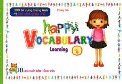 300 Từ Vựng Tiếng Anh Và Trò Chơi Ghép Chữ - Happy Vocabulary Learning 1
