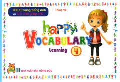 300 Từ Vựng Tiếng Anh Và Trò Chơi Ghép Chữ - Happy Vocabulary Learning 4