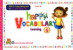 300 Từ Vựng Tiếng Anh Và Trò Chơi Ghép Chữ - Happy Vocabulary Learning 5