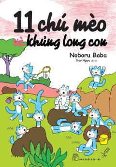 11 Chú Mèo Và Khủng Long Con