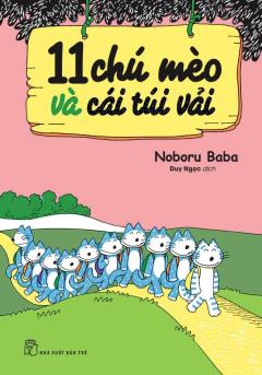 11 Chú Mèo Và Cái Túi Vải
