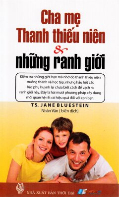 Cha Mẹ, Thanh Thiếu Niên & Những Ranh Giới