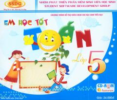 Em Học Tốt Toán Lớp 5 - CD