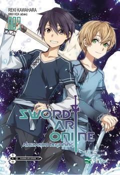 Sword Art Online (SAO) - Tập 9