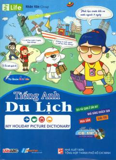 Tiếng Anh Du Lịch (Kèm 1 CD)