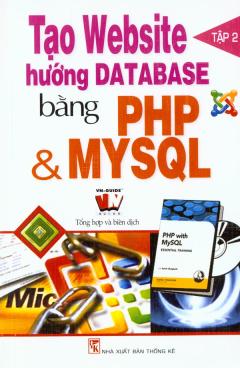 Tạo Website Hướng Database Bằng PHP Và MYSQL - Tập 2