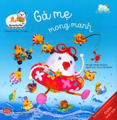 Ehon Nhật Bản - Gà Mẹ Mong Manh