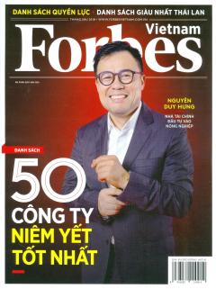 Forbes Việt Nam - Số 61 (Tháng 6/2018)