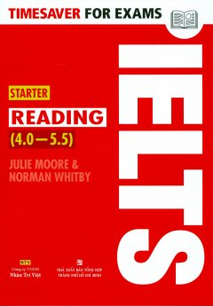 Timesaver For Exams - IELTS Starter Reading (4.0 - 5.5)