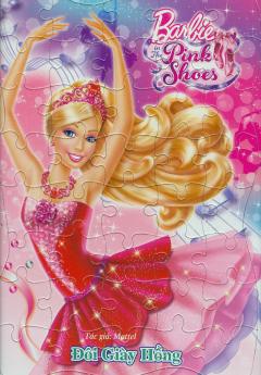 Ghép Hình Barbie - Đôi Giày Hồng