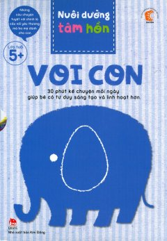 Nuôi Dưỡng Tâm Hồn - Voi Con (Hộp 6 Cuốn)