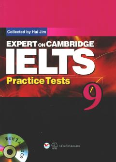 Expert On Cambridge IELTS Practice Tests 9 (Kèm 1 CD)