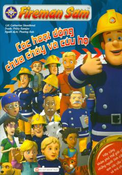 Fireman Sam - Các Hoạt Động Chữa Cháy Và Cứu Hộ