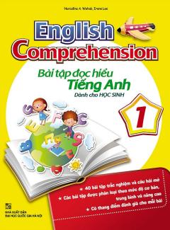 English Comprehension - Bài Tập Đọc Hiểu Tiếng Anh Dành Cho Học Sinh 1