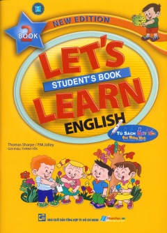 Bút Thông Minh - Let's Learn  English - Student's Book (Quyển 2)