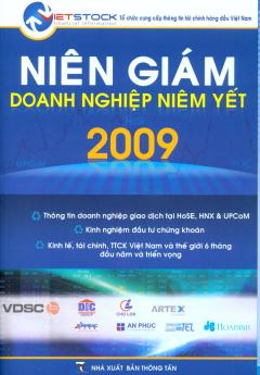 Niên Giám Doanh Nghiệp Niêm Yết 2009