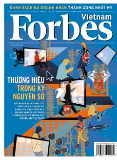 Forbes Việt Nam - Số 63 (Tháng 8/2018)