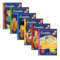 Để Em là Đứa Trẻ Ngoan Ngoãn Và Thông Minh - Camille - Trọn Bộ 6 Cuốn