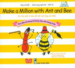 Ong Và Kiến 10 - Đi Tìm Một Triệu Đồ Vật Với Ong Và Kiến (Song Ngữ)