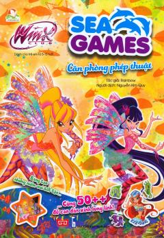 Winx Club - Sea Games - Căn Phòng Phép Thuật
