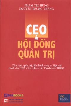 CEO Và Hội Đồng Quản Trị (Bìa Cứng)