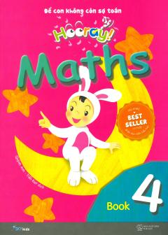 Hooray Maths - Để Con Không Còn Sợ Toán (Book 4)