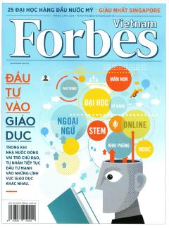 Forbes Việt Nam - Số 64 (Tháng 9/2018)