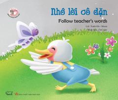 Combo Đồng Thoại Song Ngữ 1 (Bộ 6 Cuốn) (Tặng Kèm Cô Bé Quàng Khăn Đỏ)