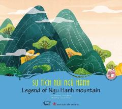 Combo Truyện Cổ Tích Việt Nam - Song Ngữ (Bộ 12 Cuốn) (Tặng Kèm Cô Bé Quàng Khăn Đỏ)
