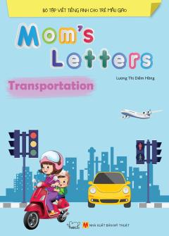 Combo Tập Viết Tiếng Anh - Mom's Letters (Bộ 8 Cuốn) (Tặng Kèm Đi Tìm Kho Báu)