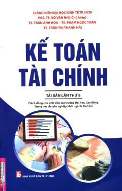 Kế Toán Tài Chính (Tái Bản 2018)