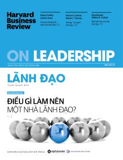 HBR - On Leadership - Lãnh Đạo