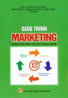 Giáo Trình Marketing - Dùng Cho Trình Độ Cao Đẳng Nghề
