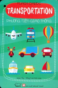 Flash Cards: Transportation - Phương Tiện Giao Thông