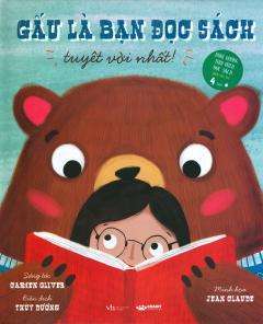 Gấu Là Bạn Đọc Sách Tuyệt Vời Nhất!
