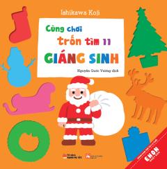 Ehon Nhật Bản - Cùng Chơi Trốn Tìm 11 - Giáng Sinh