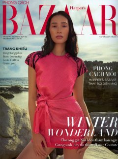 Phong Cách - Harper's Bazaar (Tháng 12/2018)