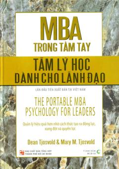 MBA Trong Tầm Tay - Tâm Lý Học Dành Cho Lãnh Đạo