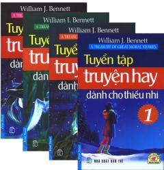 Tuyển Tập Truyện Hay Dành Cho Thiếu Nhi - Trọn Bộ 4 Tập