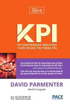 KPI - Thước Đo Mục Tiêu Trọng Yếu(Bìa Cứng)