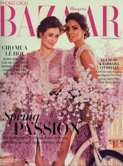 Phong Cách - Harper's Bazaar (Tháng 2/2019)