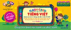 Flash Card Tiếng Việt - Từ Đơn (Tái Bản 2016)