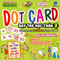 Dot Card - Dạy Trẻ Học Toán 2